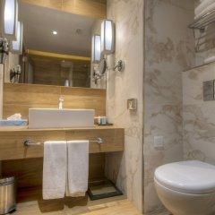 Отель The Waterfront Hotel Мальта, Гзира - отзывы, цены и фото номеров - забронировать отель The Waterfront Hotel онлайн ванная фото 2