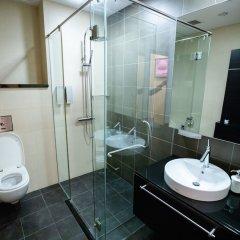 Отель JetQuay Suites Сингапур ванная