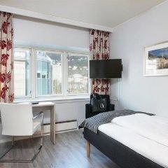Отель Scandic Byparken Норвегия, Берген - 1 отзыв об отеле, цены и фото номеров - забронировать отель Scandic Byparken онлайн комната для гостей фото 3
