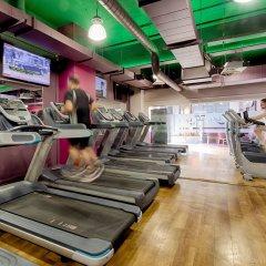 The Castlefield Hotel фитнесс-зал фото 3