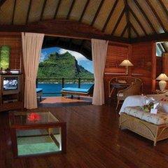 Отель Eden Beach Hotel Bora Bora Французская Полинезия, Бора-Бора - отзывы, цены и фото номеров - забронировать отель Eden Beach Hotel Bora Bora онлайн комната для гостей фото 3