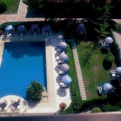 Отель Sollievo Terme Италия, Монтегротто-Терме - отзывы, цены и фото номеров - забронировать отель Sollievo Terme онлайн балкон