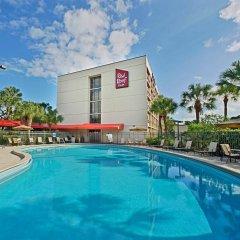 Отель Red Roof Inn PLUS+ Miami Airport бассейн фото 2