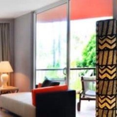 Отель Tahiti Ia Ora Beach Resort - Managed by Sofitel Французская Полинезия, Пунаауиа - отзывы, цены и фото номеров - забронировать отель Tahiti Ia Ora Beach Resort - Managed by Sofitel онлайн фото 11