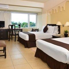 Hotel Posada Guadalajara комната для гостей