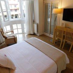 Отель Palacete Испания, Фуэнтеррабиа - отзывы, цены и фото номеров - забронировать отель Palacete онлайн комната для гостей фото 2