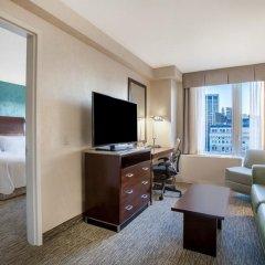 Отель Hilton Garden Inn West 35th Street США, Нью-Йорк - отзывы, цены и фото номеров - забронировать отель Hilton Garden Inn West 35th Street онлайн комната для гостей фото 3