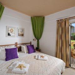 Notos Heights Hotel & Suites 4* Улучшенные апартаменты с различными типами кроватей фото 3