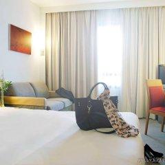 Отель Exe Madrid Norte Мадрид комната для гостей