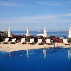 Ekinhan Hotel Калкан бассейн фото 3