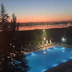 Ulasan Hotel бассейн фото 3