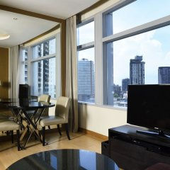 Отель Marriott Executive Apartments Bangkok, Sukhumvit Thonglor Таиланд, Бангкок - отзывы, цены и фото номеров - забронировать отель Marriott Executive Apartments Bangkok, Sukhumvit Thonglor онлайн интерьер отеля фото 3