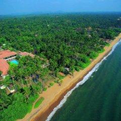 Отель Mermaid Hotel & Club Шри-Ланка, Ваддува - отзывы, цены и фото номеров - забронировать отель Mermaid Hotel & Club онлайн пляж фото 2