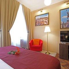 Отель Residence Milada Чехия, Прага - отзывы, цены и фото номеров - забронировать отель Residence Milada онлайн комната для гостей фото 5