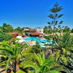 Отель Gaia Garden Hotel Греция, Кос - отзывы, цены и фото номеров - забронировать отель Gaia Garden Hotel онлайн балкон