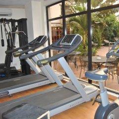 Отель Three Arms фитнесс-зал