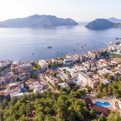 Ideal Panorama Hotel Турция, Мармарис - отзывы, цены и фото номеров - забронировать отель Ideal Panorama Hotel - All Inclusive онлайн фото 2