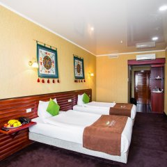Отель Green City Кыргызстан, Бишкек - отзывы, цены и фото номеров - забронировать отель Green City онлайн комната для гостей фото 2