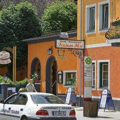 Отель Itzlinger Hof Зальцбург спортивное сооружение
