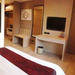 Отель Icheck Inn Nana Бангкок удобства в номере