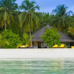 Отель Angsana Velavaru Мальдивы, Южный Ниланде Атолл - отзывы, цены и фото номеров - забронировать отель Angsana Velavaru онлайн Южный Ниланде Атолл  пляж