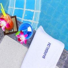 Baan Sailom Hotel Phuket спа