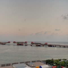 Отель Unima Grand пляж