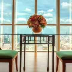 Baiyoke Sky Hotel балкон