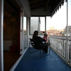 Апартаменты Belomonte Apartments Порту балкон