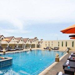 Golden Sea Pattaya Hotel бассейн фото 3