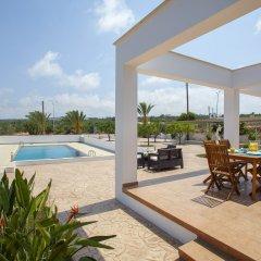 Отель Protaras Views Villa Кипр, Протарас - отзывы, цены и фото номеров - забронировать отель Protaras Views Villa онлайн бассейн