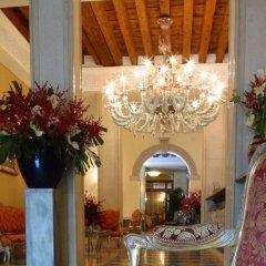 Bellini Hotel Венеция интерьер отеля
