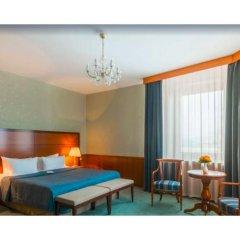 Президент-Отель 4* Стандартный номер с 2 отдельными кроватями фото 2