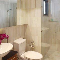 Апартаменты Downtown Retro Serviced Apartment Хошимин ванная