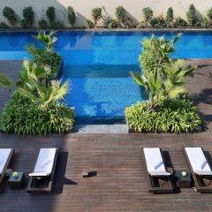 JW Marriott Hotel New Delhi Aerocity бассейн фото 3