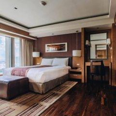 Отель InterContinental Saigon комната для гостей фото 5