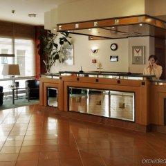 Отель Balance Hotel Leipzig Alte Messe Германия, Ройдниц-Торнберг - 1 отзыв об отеле, цены и фото номеров - забронировать отель Balance Hotel Leipzig Alte Messe онлайн интерьер отеля