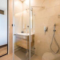 The Schumacher Hotel Haifa Израиль, Хайфа - отзывы, цены и фото номеров - забронировать отель The Schumacher Hotel Haifa онлайн ванная