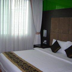 Отель Darjelling Boutique Бангкок комната для гостей фото 2