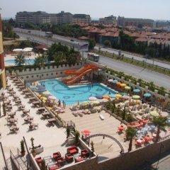 Arabella World Hotel Турция, Аланья - 3 отзыва об отеле, цены и фото номеров - забронировать отель Arabella World Hotel онлайн балкон