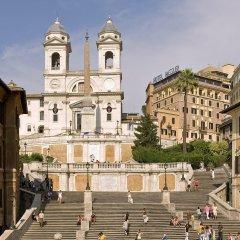 Отель Hassler Roma Италия, Рим - отзывы, цены и фото номеров - забронировать отель Hassler Roma онлайн фото 4