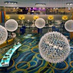 Отель New York Marriott Marquis США, Нью-Йорк - 8 отзывов об отеле, цены и фото номеров - забронировать отель New York Marriott Marquis онлайн бассейн фото 2