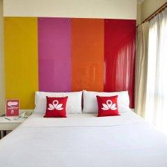 Отель Zen Rooms Ratchadaphisek Soi Sukruamkan Бангкок комната для гостей