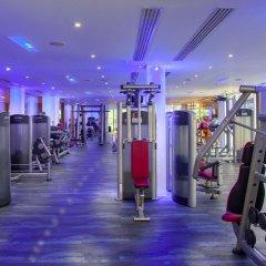 Отель Hilton Park Nicosia фитнесс-зал