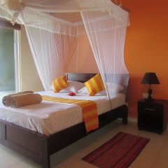 Отель Leatherback Beach Villa комната для гостей