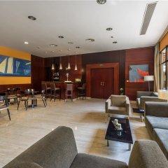 Отель Eurostars Ciudad De La Coruna Hotel Испания, Ла-Корунья - 1 отзыв об отеле, цены и фото номеров - забронировать отель Eurostars Ciudad De La Coruna Hotel онлайн гостиничный бар