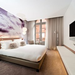 Отель Le Grand Balcon Hotel Франция, Тулуза - отзывы, цены и фото номеров - забронировать отель Le Grand Balcon Hotel онлайн комната для гостей фото 4