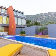Отель Villa Sonma Калкан бассейн