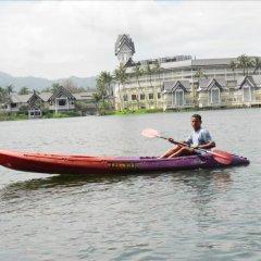 Отель Allamanda Laguna Phuket Пхукет приотельная территория фото 2