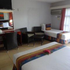 Отель Suva Motor Inn Фиджи, Вити-Леву - отзывы, цены и фото номеров - забронировать отель Suva Motor Inn онлайн удобства в номере фото 2